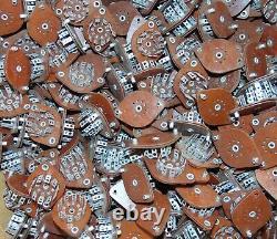 25 PC NOS CHINCH 9 PIN Bakelite Vintage Tube socket 12AX7 6922 EL84 HIGH QUALITY
