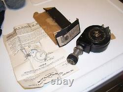 Original 1920 s- 1930s Vintage nos Presto Rewind cigar Lighter Ford chevy gm