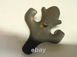 VINTAGE 1940'S BAKELITE KILROY PIN BROOCH POCKET CLIP rare