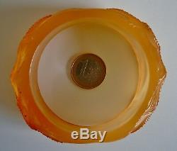 VINTAGE Bracelet Bakelite Pin Apple Juice Bangle Armband Bracciale Bachelite