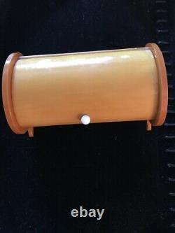 Vintage Bakelite Dresser Box Trinket Pin Box Jewelry Box Display