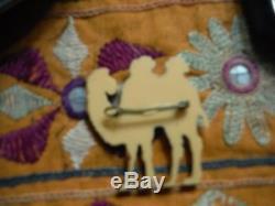 Vintage camel pin